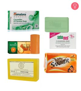 10 Best Soaps For Oily Skin In India (2019)