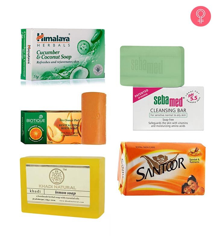 10 Best Soaps For Oily Skin In India 2019
