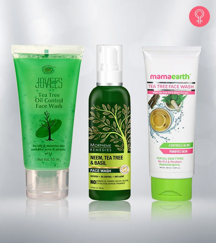 10 Best Tea Tree Oil Face Washes of 2021