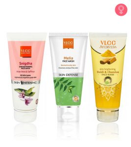 10 Best VLCC Face Washes To Try In 2019