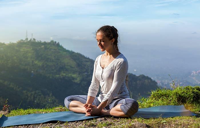 Baddha Konasana - Yoga Poses For Beginners