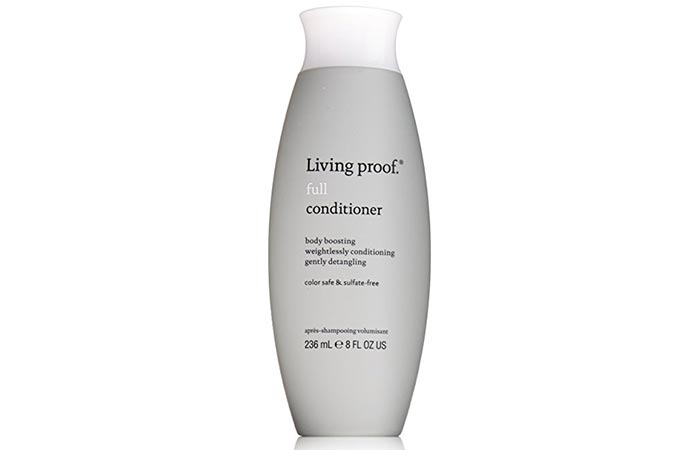 Conditioners For Oily Hair - Living Proof Full Conditioner