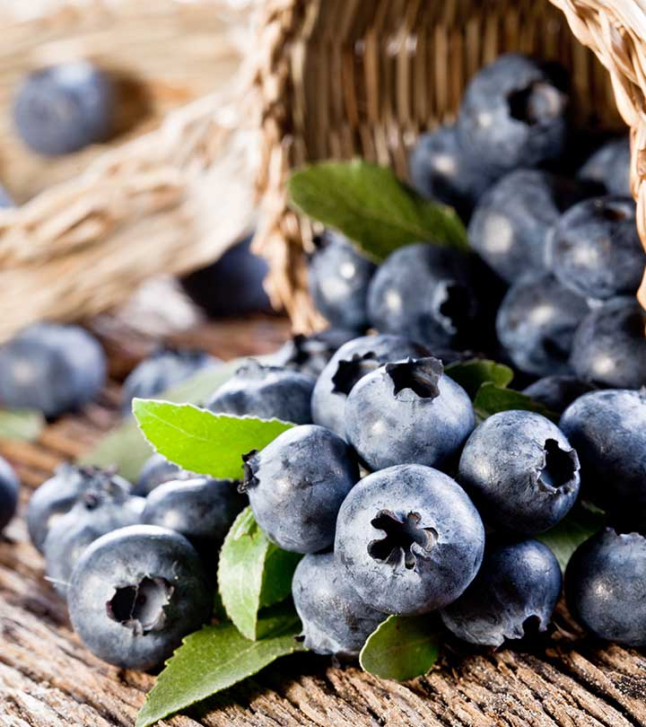 10 Surprising Benefits Of Blueberries For Skin Hair And Health