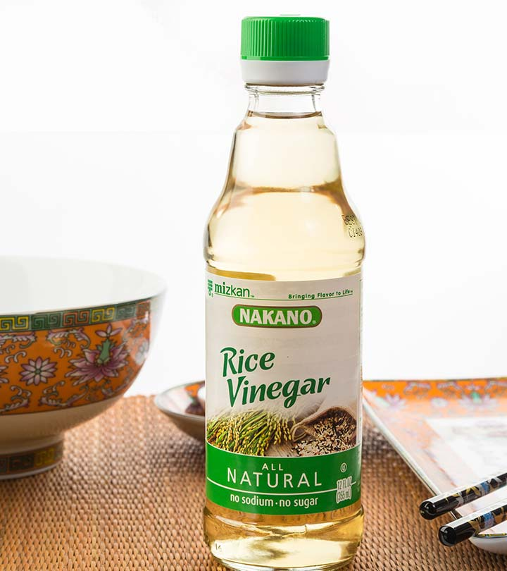 9 Amazing Health Benefits And Uses Of Rice Vinegar