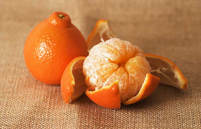 Citrus Fruits - Tangelo