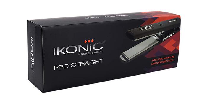 12. Ikonic Pro Hair Straightener
