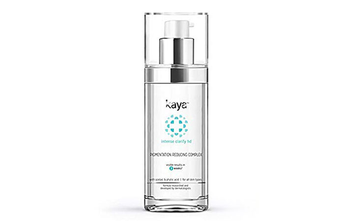 12. Kaya Pigmentation Reducing Complex