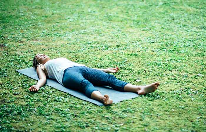 Shavasana - Yoga Poses For Beginners