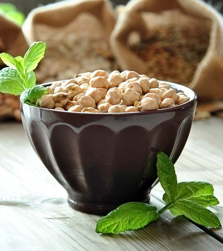 28 Best Benefits Of ChickPeas (Kabuli Chana) For Skin, Hair And Health