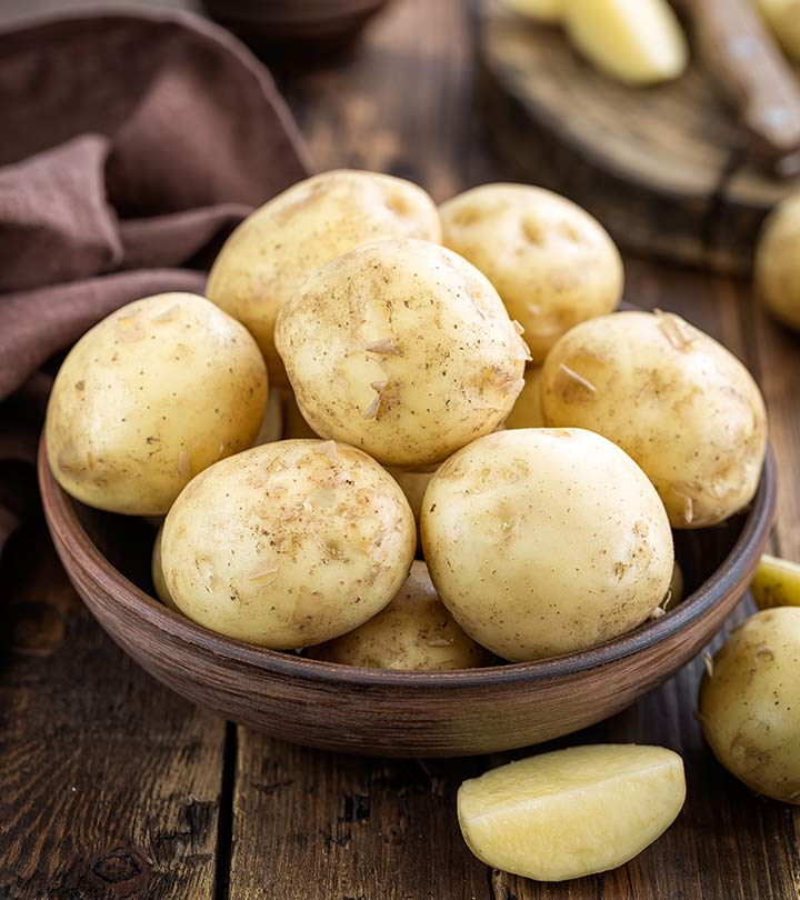 20 Best Benefits Of Potato (Aloo) For Skin, Hair And Health
