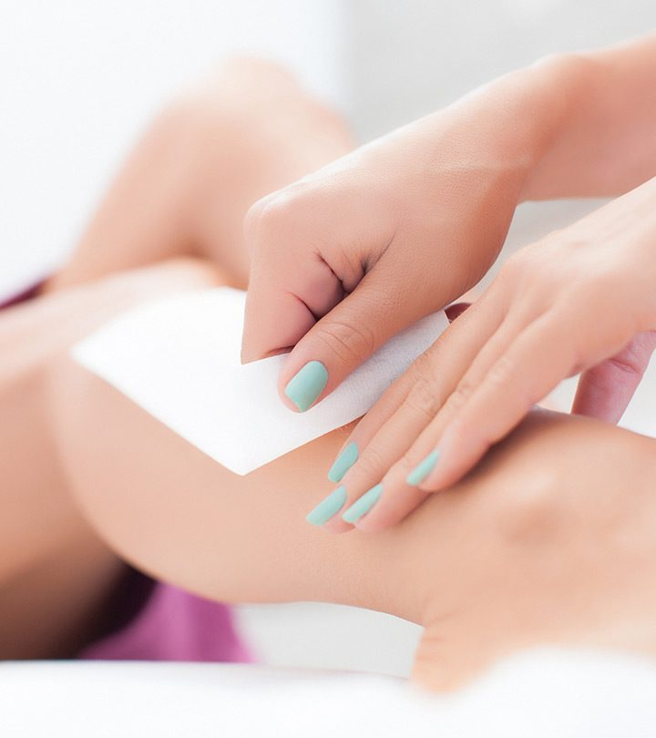 How To Get Rid Of Bumps After Waxing