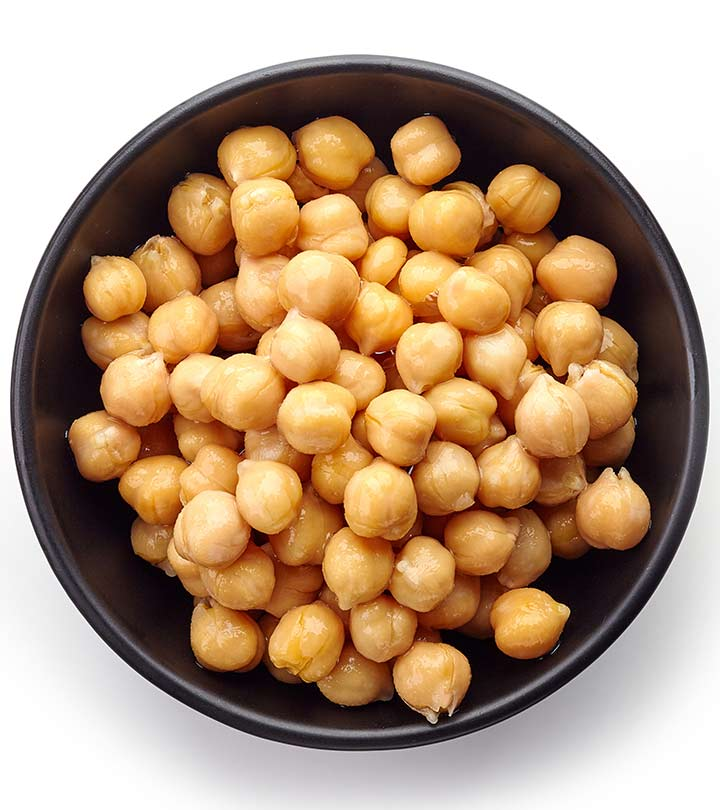 13 Best Benefits Of Chickpeas For Skin, Hair, And Health