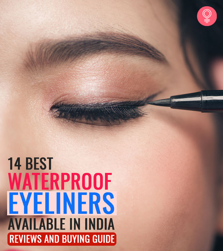 14 Best Waterproof Eyeliners Available In India (2020) –  Reviews And Buying Guide