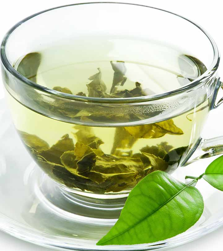 10 Simple Ways In Which Green Tea Can Help Reduce Acne