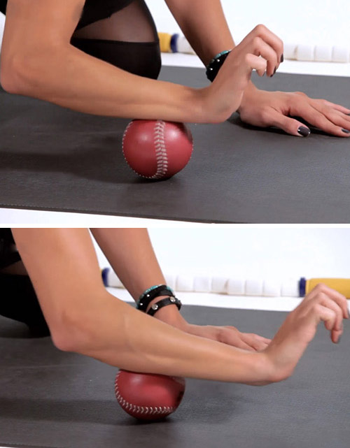 15. Foam Rolling For Wrists