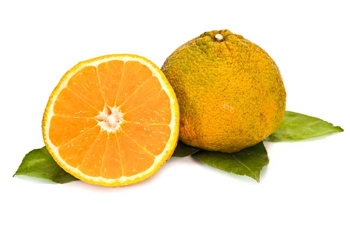 17. Ugli Fruit