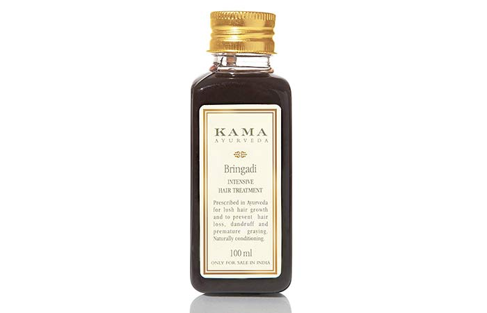 2. Kama Ayurveda Bringadi Intensive Hair Treatment