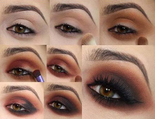 2. Soft Smokey Eye Makeup Tutorial