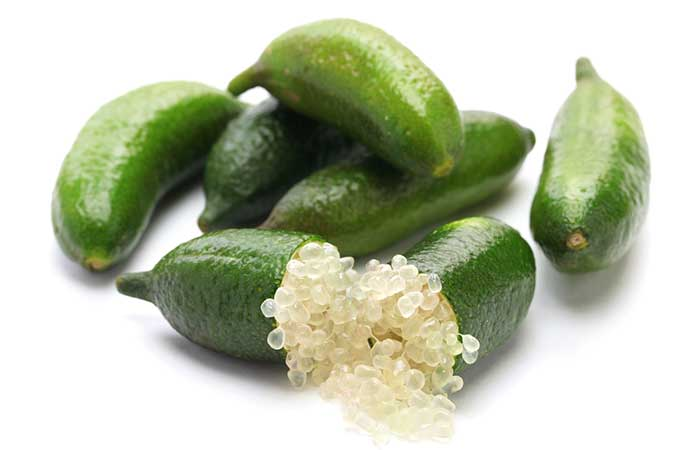 20. Finger Lime