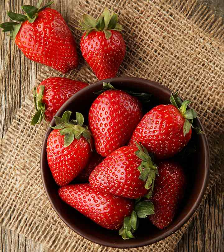16 Impressive Nutritional Benefits Of Strawberries For Skin, Hair, And Health