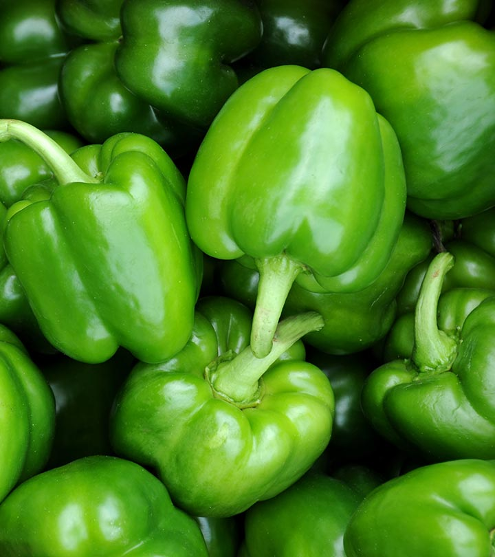 17 Best Benefits And Uses Of Green Pepper For Skin Hair