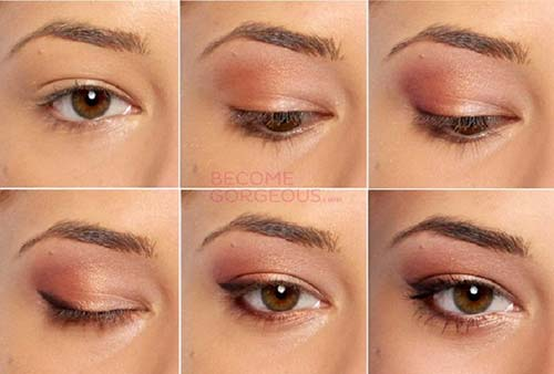 5 Minute Eye Makeup Tutorial
