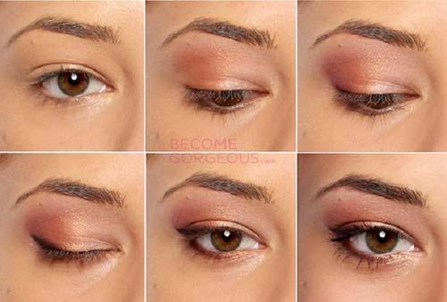 5 Minute Eye Makeup Tutorial