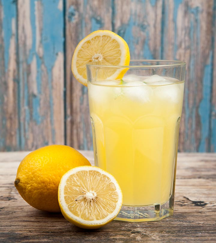 10 Best Benefits Of Lemon Juice For Skin, Hair And Health