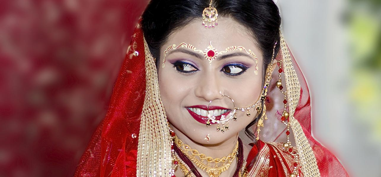 Good bridal makeup artist in kolkata