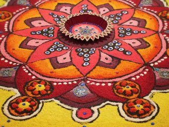 Best Sanskar Bharti Rangoli Designs - Our Top 10