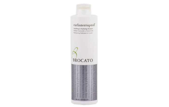 3. Brocato Curlinterrupted Smoothing & Hydrating Shampoo