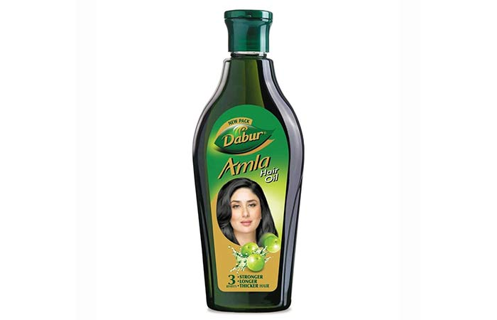 3. Dabur Amla Hair Oil