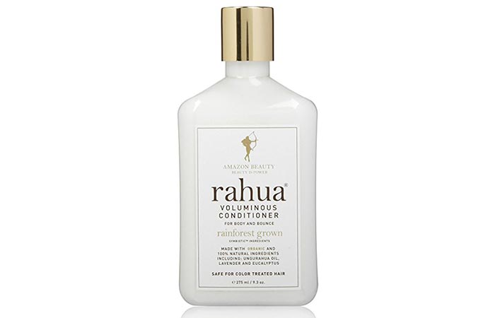Conditioners For Oily Hair - Rahua Voluminous Conditioner