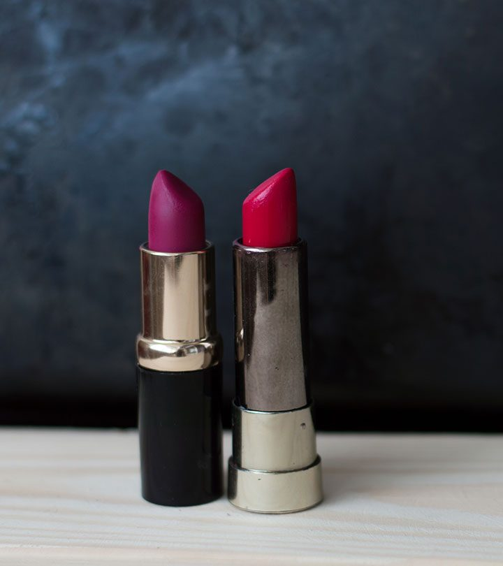 Top 10 Burgundy Lipsticks Available In India