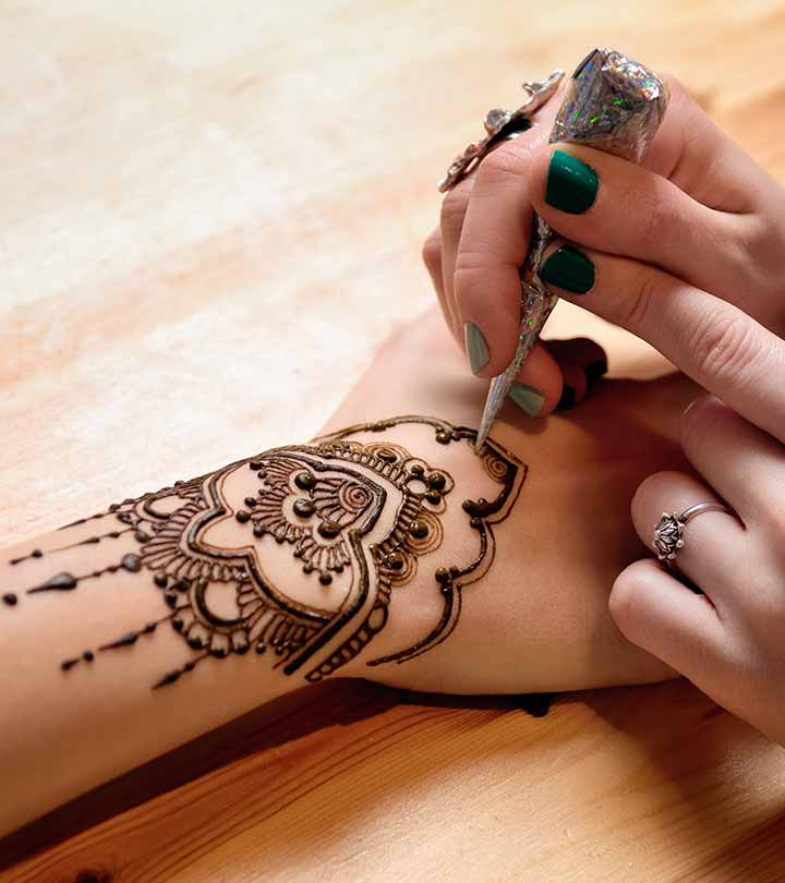 Top 10 Mehndi Artists In Bangalore