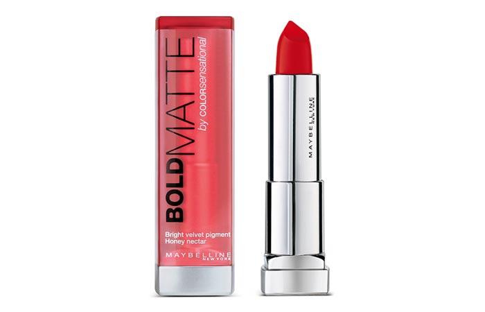 Best Maybelline Lipsticks - Maybelline Color Sensational Bold Matte Lipstick Mat2