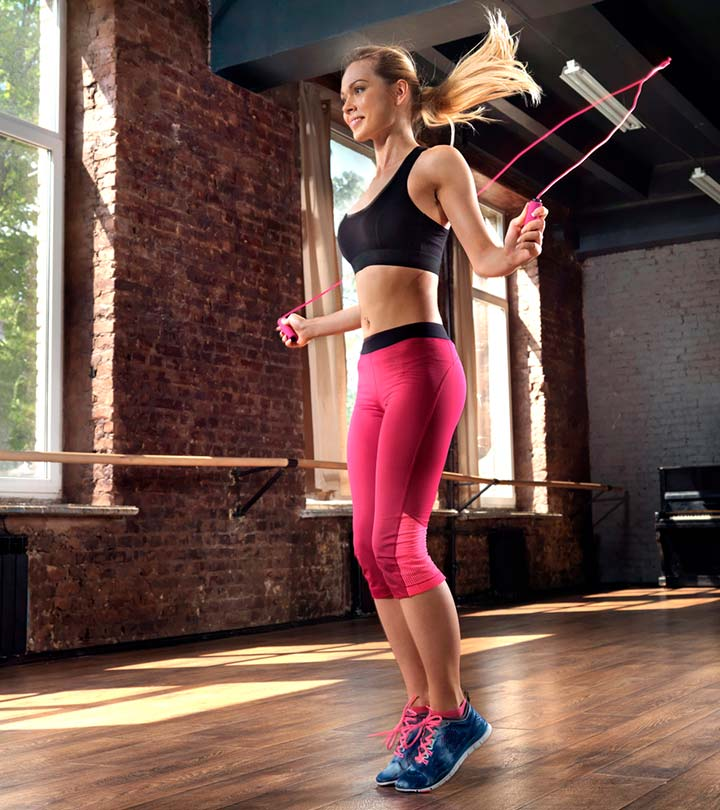 23 Thigh Exercises For Strong Legs