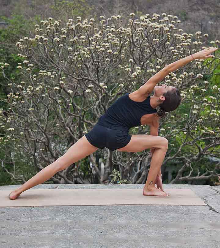 How To Do TheUtthita Parsvakonasana And What Are Its Benefits