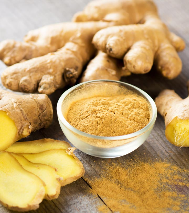 14 Amazing Benefits Of Ginger Powder (Sonth) For Skin, Hair And Health
