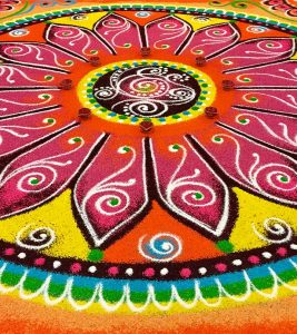 10 Great Indian Rangoli Designs That You Should Try In 2018