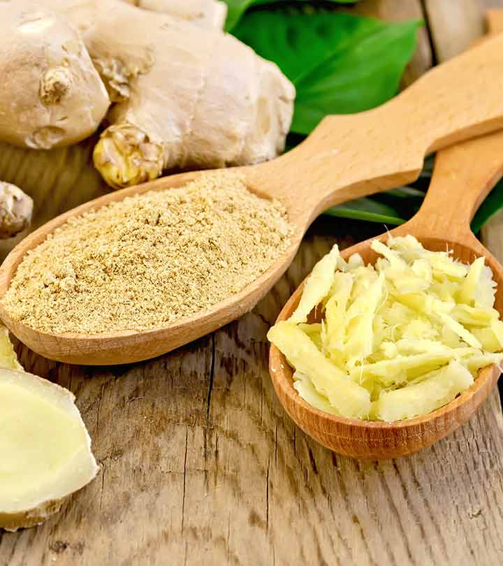 39 Surprising Benefits Of Ginger For Skin And Health