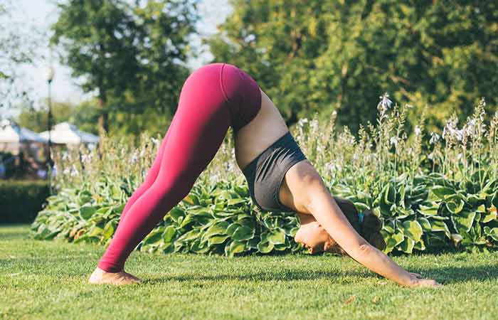 Adho Mukha Svanasana - Yoga Poses For Beginners