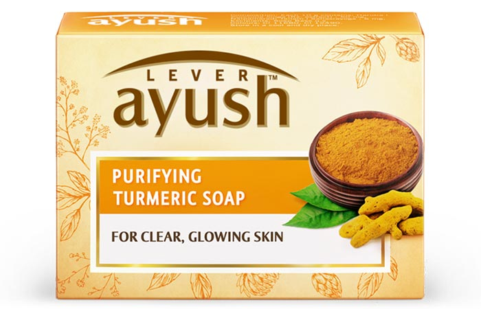 4.-Ayush-Purifying-Turmeric-Soap
