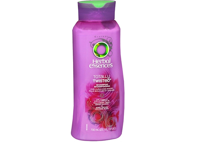 5. Herbal Essences Twisted Curls Shampoos
