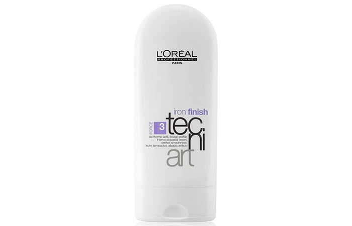 5. L'Oreal Professionnel Tecni Art – Smooth Iron Finish