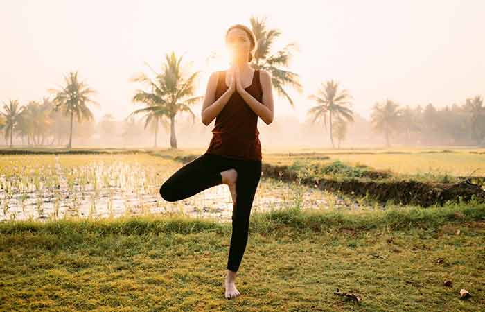 Vrikshasana - Yoga Poses For Beginners