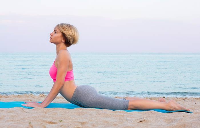 Bhujangasana - Yoga Poses For Beginners