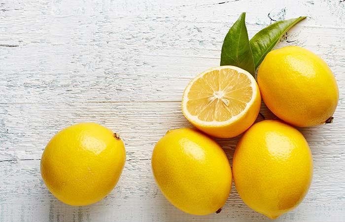 Green Tea For Acne Treatment - Lemon And Green Tea For Acne