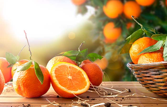 Citrus Fruits - Mandarin Orange