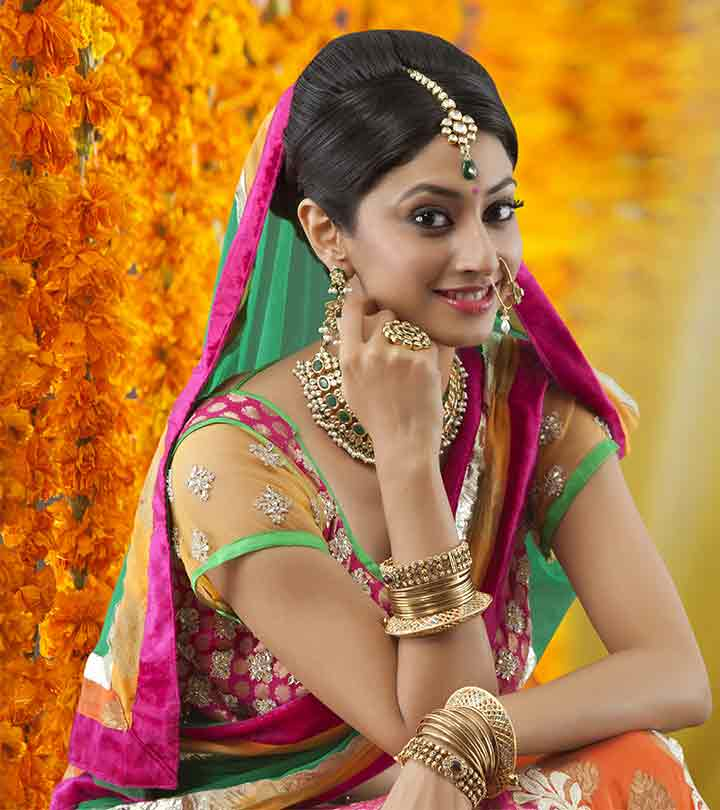 How to do hindu bridal makeup step by step tutorial with pictures hindu bridal makeup tutorial with detailed steps and pictures solutioingenieria Gallery